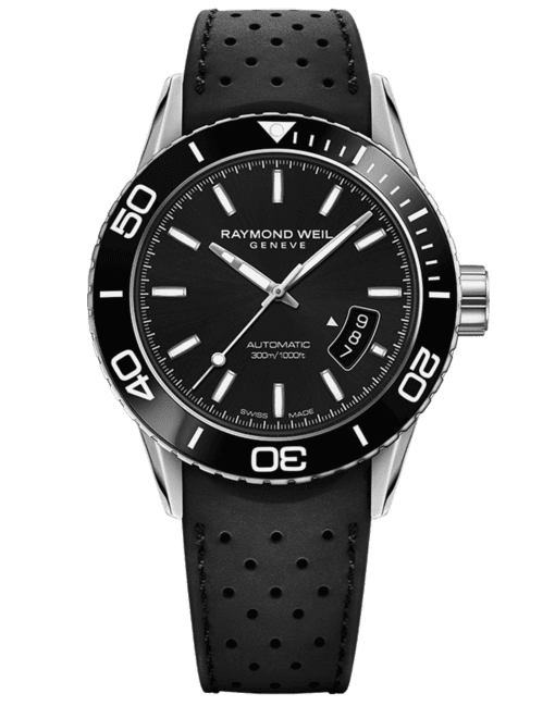 RAYMOND WEIL Freelancer Luxury Swiss Watch