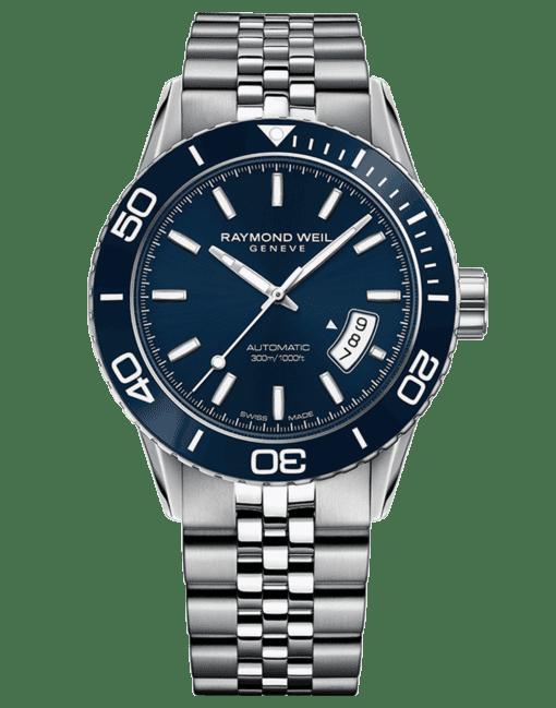 Raymond Weil Men's Freelancer Luxury Swiss Watch