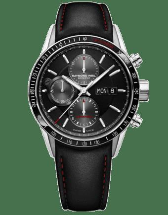 Raymond Weil Chronograph Freelancer Luxury Swiss Watch