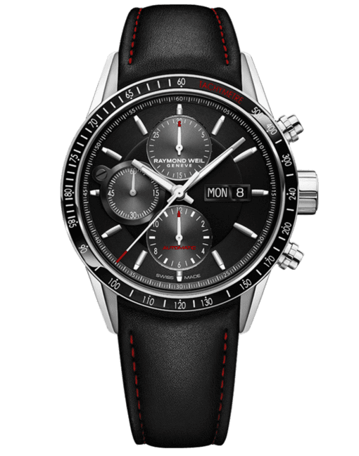 RAYMOND WEIL Chronograph Freelancer Luxury Swiss Watch