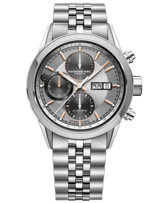 RAYMOND WEIL Freelancer Chronograph Luxury Swiss Watch