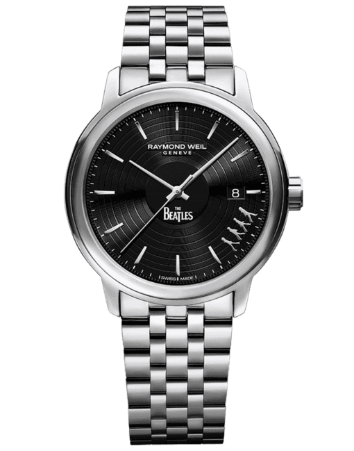 RAYMOND WEIL Beatles Abbey Road Limited Edition Watch
