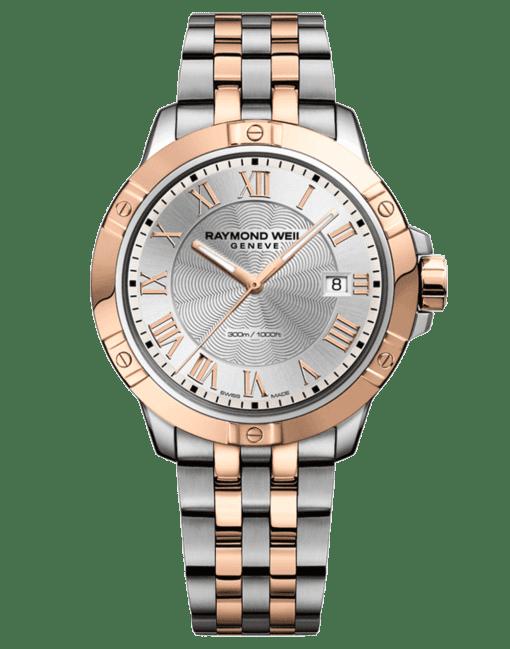RAYMOND WEIL Men's Tango Luxury Swiss Watch
