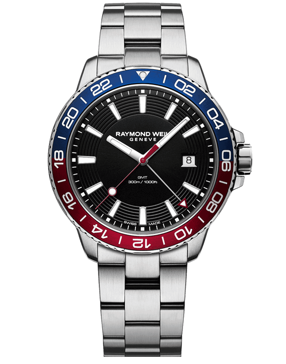 RAYMOND WEIL Men's Tango Diver Luxury Swiss Watch