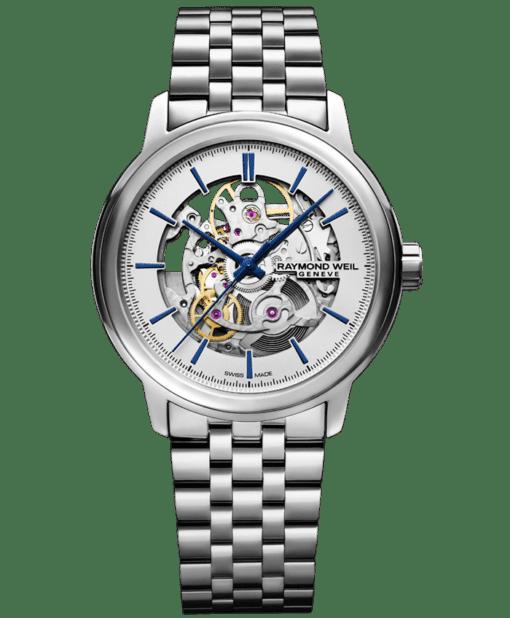 RAYMOND WEIL Maestro Men's Automatic Skeleton Watch