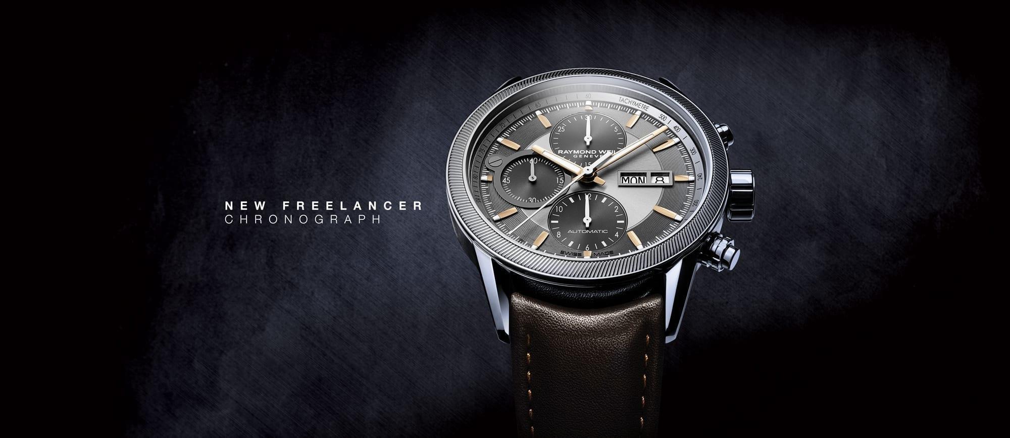 7731 freelancer chronograph ad