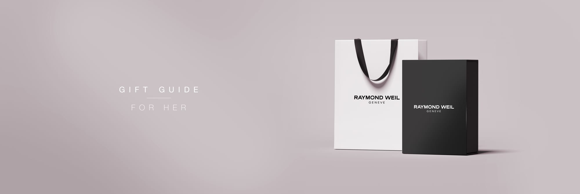 Gift for Her RAYMOND WEIL Gift Bags