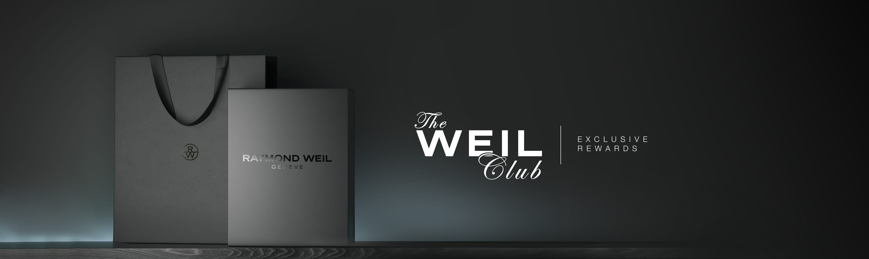 The Weil Club - Store US - Raymond Weil