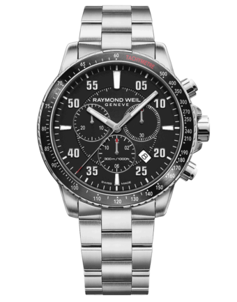 tango chronograph quartz watch 8570-st1-05207