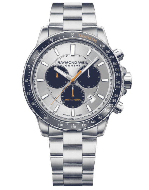 RAYMOND WEIL tango blue chronograph 8570-st3-65501