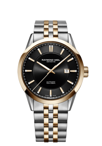 2731-SP5-20001 two-tone rose gold automatic date watch