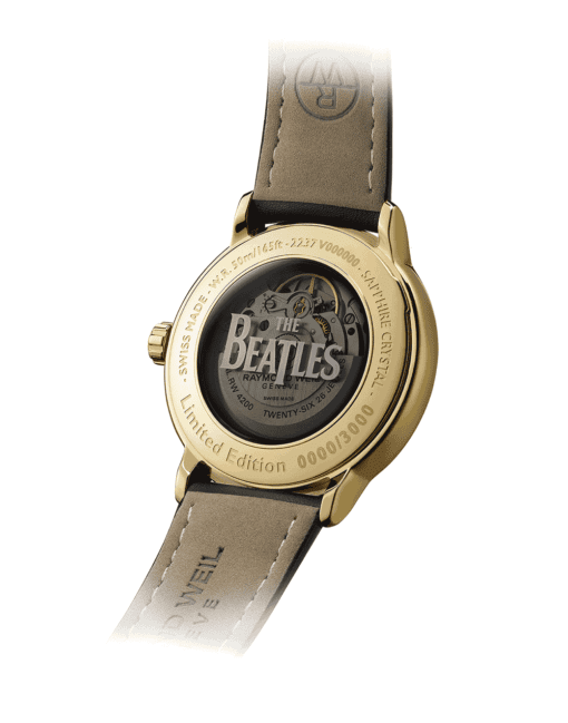 Raymond Weil Maestro Beatles Watch