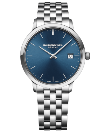 RAYMOND WEIL Geneve Toccata Blue Men's Luxury Watch