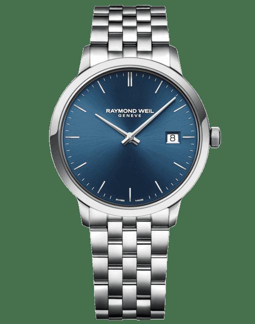 Raymond Weil Geneve Toccata Blue Men's Luxury Watch