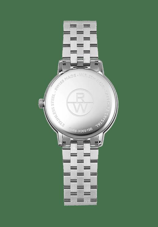 RAYMOND WEIL Geneve Toccata Grey Dial Men's Luxury Watch