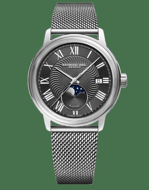 RAYMOND WEIL Men's Maestro Moonphase Luxury Swiss Watch