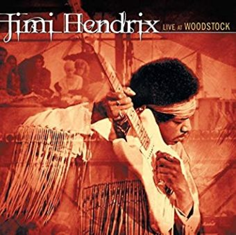 Jimi Hendrix vinyl cover - LIMITED EDITION